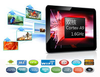 Wholesale 10 inch KNC MD1003 Dual Core GHZ Bluetooth HDMI IPS Screen Dual Camera Android Tablet PC