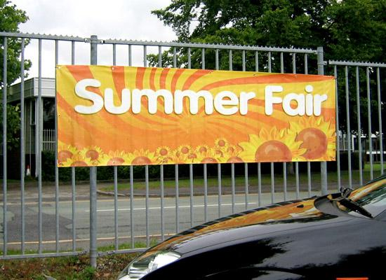 Advertising Hanging Banners