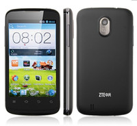 4.0 Android with Bluetooth ZTE V889F Dual Core Android Phones 4.0 Inch IPS Screen 3G GPS SmartPhone