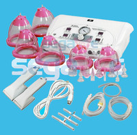 Wholesale Effective Vacuum Breast Enlargement Pump enhancement Body Shaping v beauty Machine IB8080
