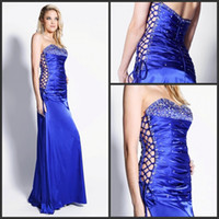 Wholesale 2013 Graduation dresses Home coming dresses elastic sweetheart beaded ruffled sequins crystal sexy prom dress evening dress Style G