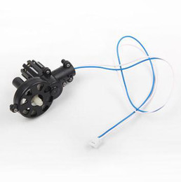 tail motor box MJX F46 F-46 F 46 F646 F-series 2.4G 100% Meijiaxin rc spare parts part rc accessories rc helicopter
