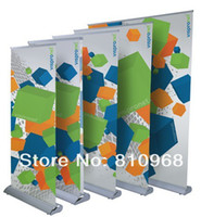 Wholesale Custom printing Luxury Roll up Banner High Quality Pull up Banner with printing your design