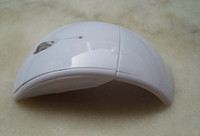 Bluetooth Wireless arc laser mouse - Best price Wireless USB GHz Arc Folding Mouse for PC Laptop