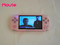 Wholesale 4 quot Screen Portable Game Player GB Video Game Console MP5 Player With MP Camera Best Gift For Kinds pc