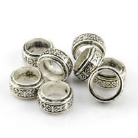 Wholesale 50PCS DIY Jewellery Necklace Scarf Pendant Gun Black Color Plastic CCB Rings Charm Accessories AC0126