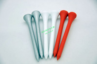 Wholesale set Professional wood Golf Tee mm golf tees Golf Ball wooden golf Tees cm wooden golf nail Brand New