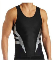 Wholesale Men s Energy is tight vest Workout clothes NEW sports vest Boxing apparel Basketball tight vest Boxing suit