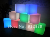 Wholesale Hot Sale LED Bar Chair Luminous Stool Furniture