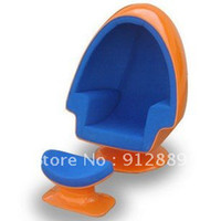 Wholesale Lee West Speaker Egg Shape Chair