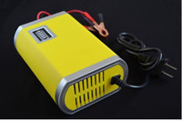 Wholesale smart car batter chargerfully automatic car battery charger v A battery charger