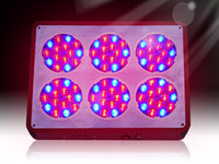 Wholesale Apollo6 LED grow light with intelligent self monitoring system excellent heat dissipation performance soft starting protection