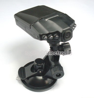 Wholesale 2 Inch Screen IR LED H198 F198 Infrared Night Vision Motion Detection Car DVR Recorder Registrator Camera
