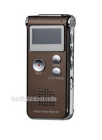 Wholesale 8GB Digital Voice Recorder Telephone Audio Recorder MP3 Player Dictaphone