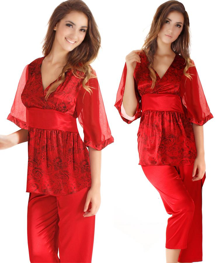 View Product Details: women sleeping wear, pajamas sleep wear for women (70005