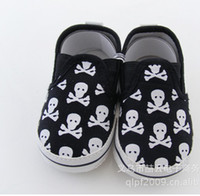 (3-6M) 12 yards baby shoes lot - Baby Shoes baby boys Shoes skull Toddler shoes sizes pairs