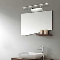 Wholesale w Warm White Cool White dern led mirror light bathroom mirror cabinet lamp highlight waterproof washbasin bathroom wall lamp