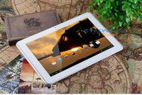 sanei n10 quad core - DHL free dropshipping Sanei N10 G tablet pc quot IPS x800 multi touch Qualcomm Quad core WCDMA Phone Call Bluetooth