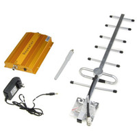 Wholesale TH square meter GSM Mhz Cell Phone Singal Booster Repeater Amplifier