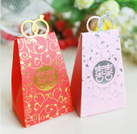 Wholesale Hot Sale New Wedding Supplies Favors Candy Boxes For Party Gift Packaging Colors Available Size cm
