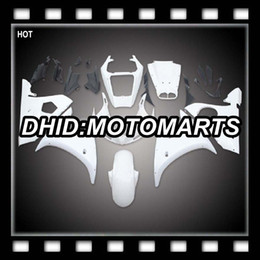 Unpainted For YAMAHA YZF-R6 03 YZFR6 YZF R6 2003 YZF600 YZF 600 03 ABS Full Fairing Kit MT66