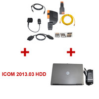 ECU Chip Tuning Programmer best programmer laptop - Best Quality BMW ICOM With BMW ICOM HDD Plus DELL D630 Laptop