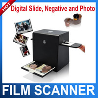 Wholesale 4 Seconds35mm Film Scanner with LCD and SD Card Slot