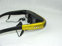 Wholesale Mobile Theatre Eyewear AV In GB Inch Virtual Screen Multimedia Player Video Glasses