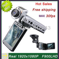 Wholesale Real P Car Camera MP fps Registrator Car DVR Full HD Video Recorder Car F900LHD The
