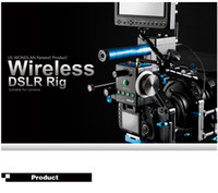 Wholesale Wireless DSLR rigWireless DSLR rig
