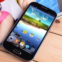 2013 новые 5шт HD Сотовые телефоны четырехъядерный процессор мобильного процессора MP6589 5,0-дюймовый GT - H9500 S4) 4 андроид смартфонов