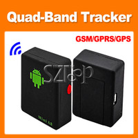 Best Mini A8 Global GPS Tracker Quad-Band GSM GPRS GPS Tracker Audio Bug Monitor with Sound-control Dialing SOS Hot Sale