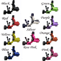 Wholesale Dragonfly Rotary Tattoo Machine Gun with RCA Shader Liner Colors can choose M631