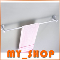 Wholesale 60cm The lowest price space aluminium towel rod single rod wei yu hang the towel rack