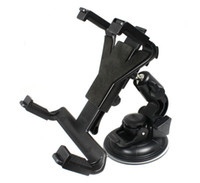 Wholesale Car Swivel Mount Rotatable Holder Stand For Inch FlytouchTablet PC MID GPS Ipad Ipad Mini Ipad