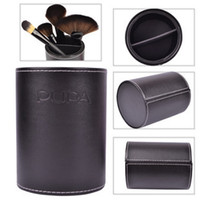 other other  Makeup tools pen cosmetic brush bag professional makeup brush storage bag tube box