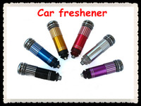 Aerosol Spray auto ozone generator - Auto Car Fresh Air Purifier V Oxygen Bar for Car Mini Ionizer Air Freshener Car Fresh Air Ionic Purifier Ozone generator
