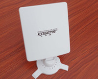 Wholesale 2013 New Arrival USB WIFI Adapter KASENS KS N5200 RT3070 MW dBi Panel Antenna Mbps dBi Wireless Adapter M GHz b g n