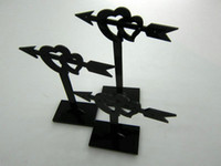 Wholesale 2013 new lady jewelry display stand acrylic with black colours