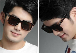 Wholesale Code Sport - Free Shipping 2013 Code Programmer Pixelated Sunglasses CPU Gamer Geek Designer Sunglasses