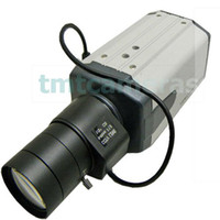 auto iris lens - 6 mm Auto IRIS CS Lens TVL Sony CCD Effio P H CCTV Security Box Camera Lux WDR OSD Menu HLC