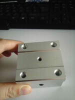 Wholesale SBR20UU CNC Linear Ball Bearing Support Unit pillow blocks by EMS