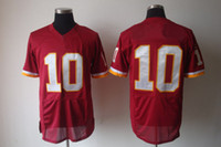 Wholesale 2012 All Team Elite American Football Men Jerseys Rugby Mix Order Cheap Jersey Red More Player