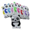 For iPhone 4S 3D Cute Panda Bear Animal Silicone Shell Protector Case Cover