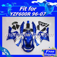 YZF600R Thunderace aftermarket yamaha parts - ABS plastic YZF600R Full fairings for YAMAHA YZF600R bodykits aftermarket spare parts