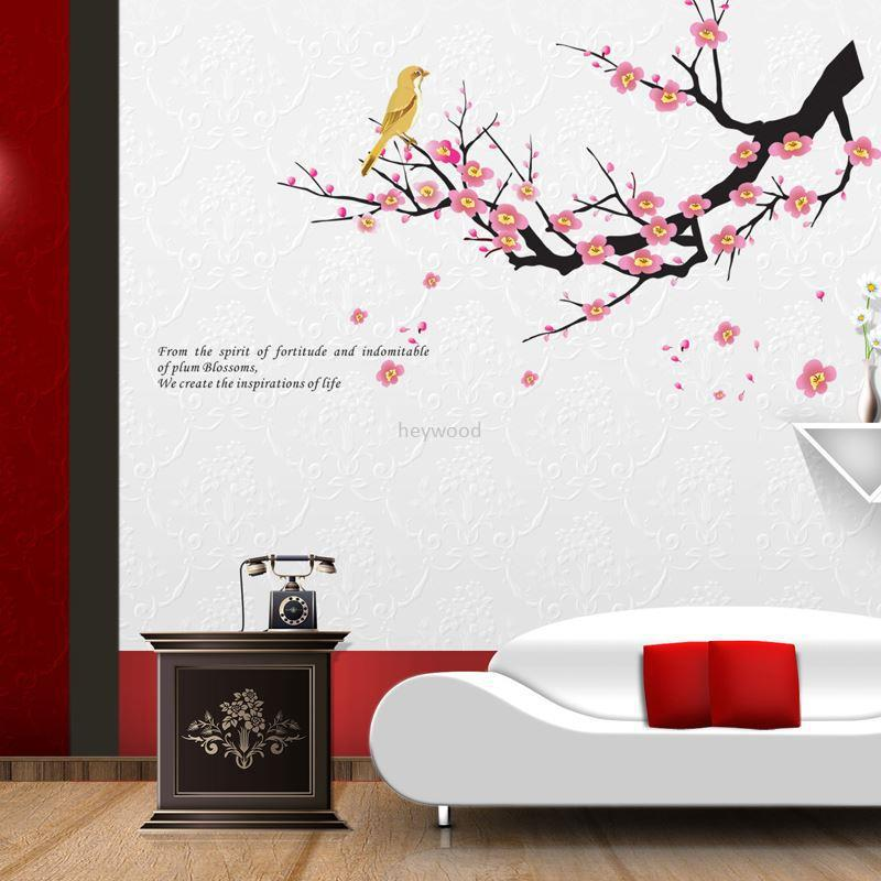 Wall stickers living room bedroom tv backdrop wall wall decoration