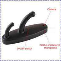 Wholesale HK POST Clothes Hanger HD Hidden Camera with Motion Detection x960 High quality Mini Spy DVR Pinhole Cam