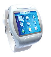 Wholesale 1 touch screen lowest price watch phone MQ007 with function mp3 mp4 camera touch screen