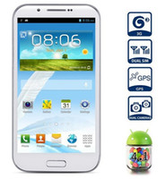 Wholesale Feiteng GT H7100 H7100 Android MTK6577 G Smart Cell Phone with QHD Screen GPS Dual SIM Dual Core GHz MP Camera GB RAM