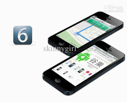 Wholesale Goophone i5 version MTK6577 Dual core RAM MB ROM GB Micro SIM quot QHD IPS MP cell Phone